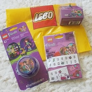 Lego Friends Bundle Three Packages
